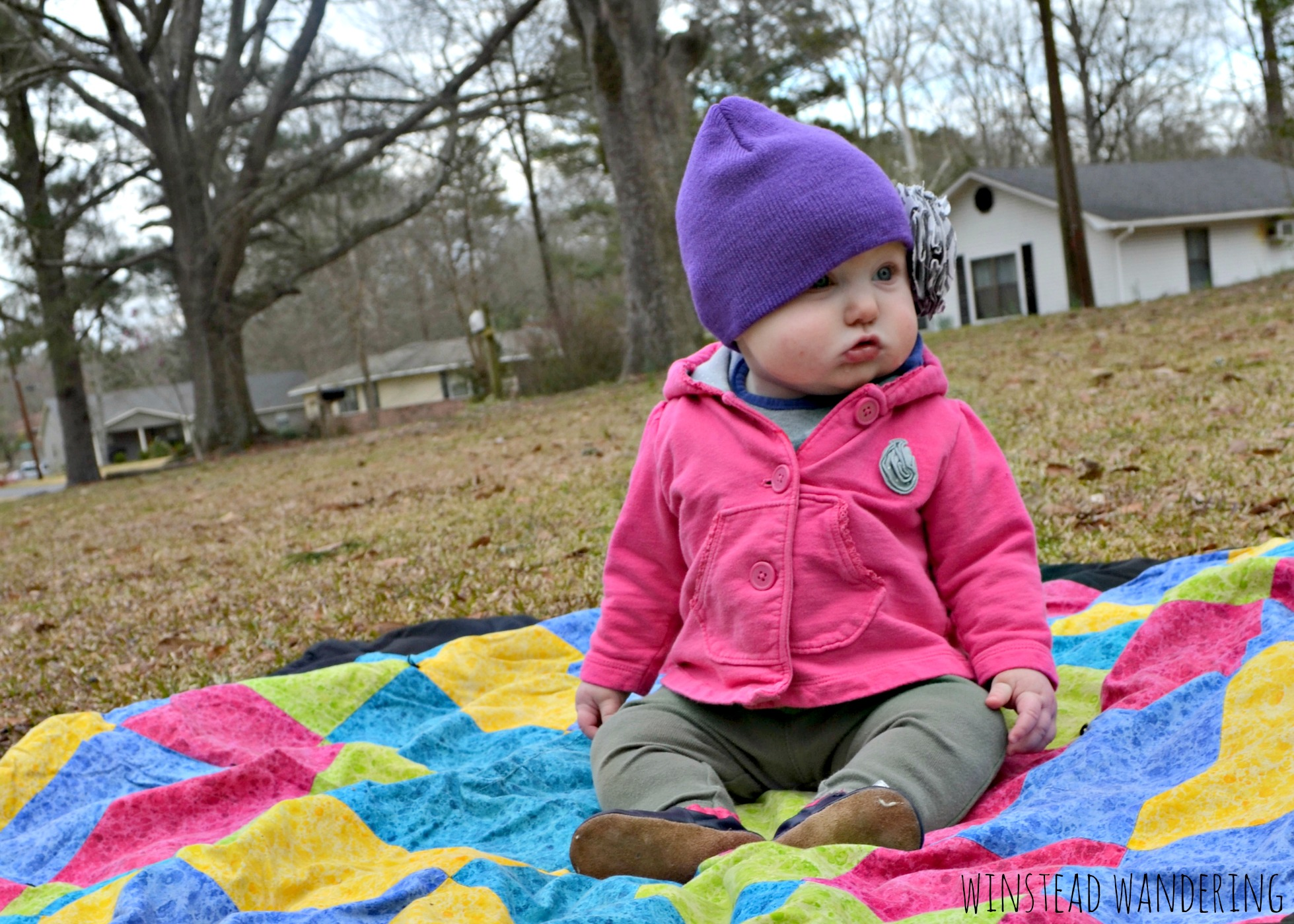 5 things you don't need for baby | winstead wandering