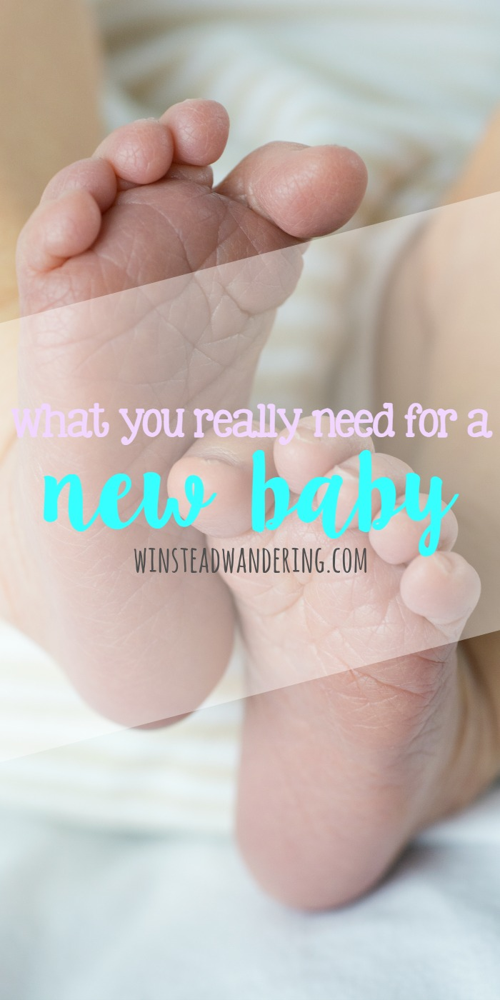 As an expectant mom, it can be tough to wade through all the commercials and suggestions to figure out what's a necessity and what's a gimmick. Here's one experienced mom's list of what you really need for a new baby.