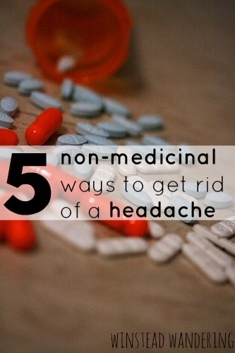 5 non-medicinal ways to get rid of a headache   winstead wandering