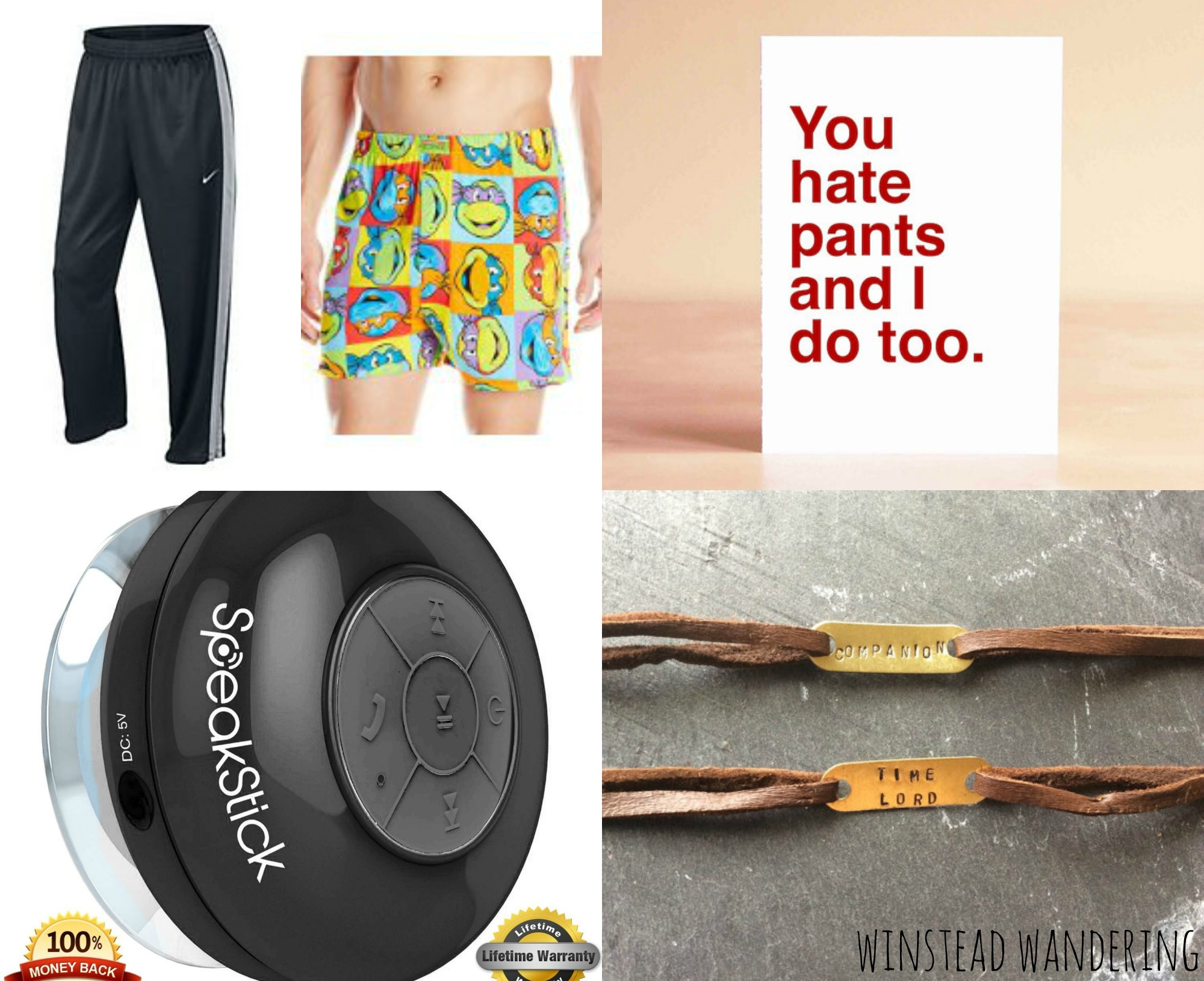 5 not lame valentine's day gifts for your man - Winstead Wandering
