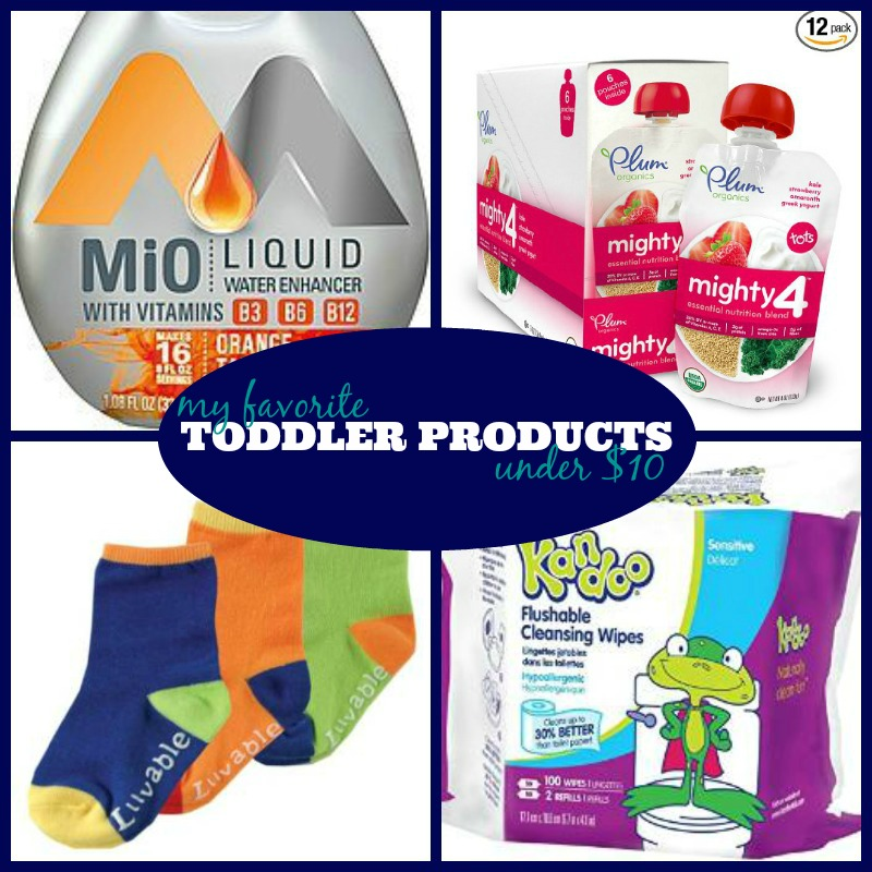 the best toddler products under $10