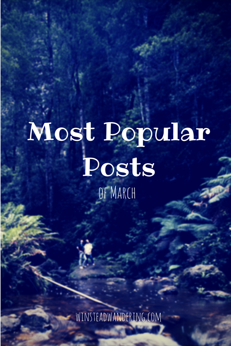 recipes, frugal tips, personal stuff: the top posts of march | winstead wandering