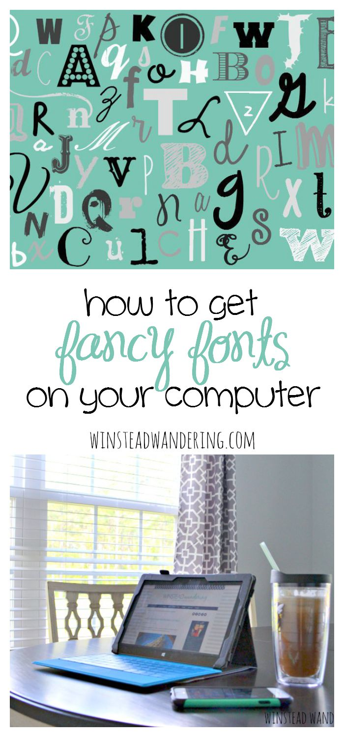 Step-by-step instructions for finding, installing, and using any font you want to create premium worksheets, printables, photos, and more.