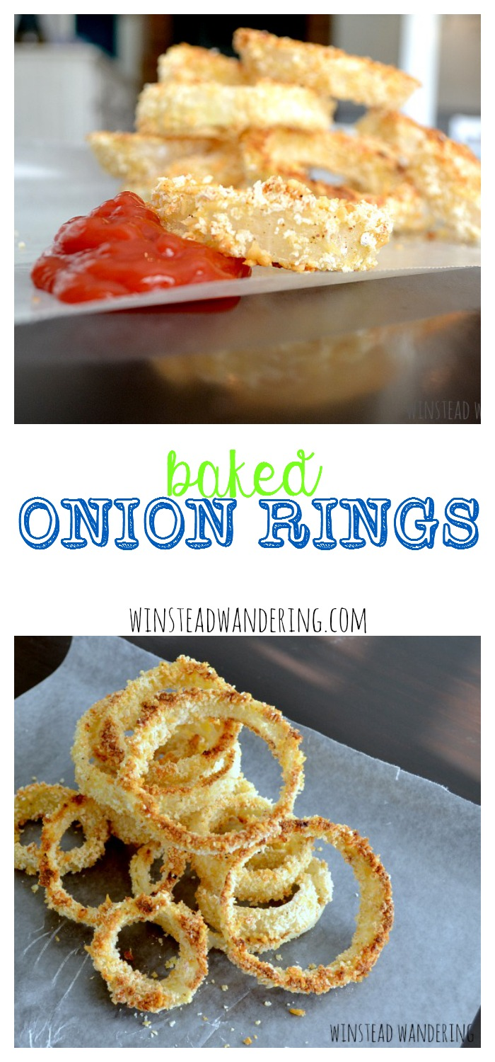 It seems too good to be true, but it isn't. Baked onion rings are just as crunchy, just as flavorful, and just as craving-inducing as the restaurant kind. The only thing missing is the guilt.