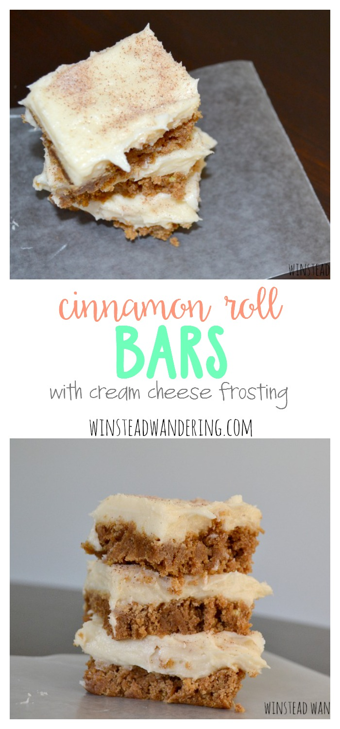 ... cream cheese frosting cinnamon cream cheese breakfast bars recipes