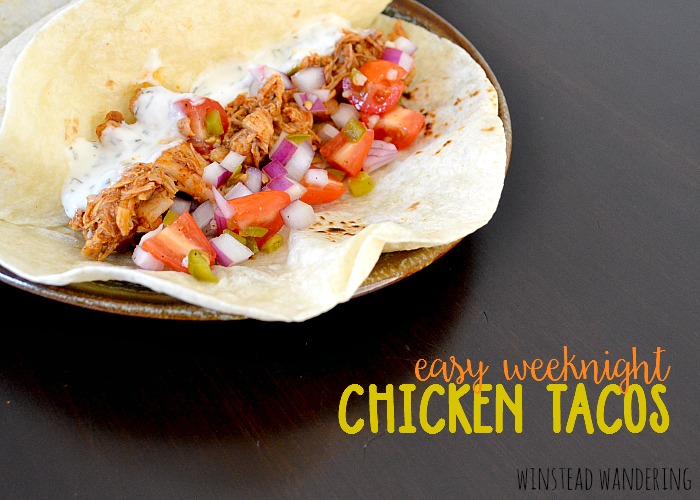 Tender chicken, tossed with the perfect blend of Mexican spices and served on a warm tortilla with fresh salsa and cool, homemade ranch.