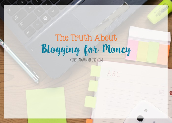 "Don't believe the ""starting a blog is a great way to make money"" hype. If it's something you're really interested in, read the truth about blogging for money first."