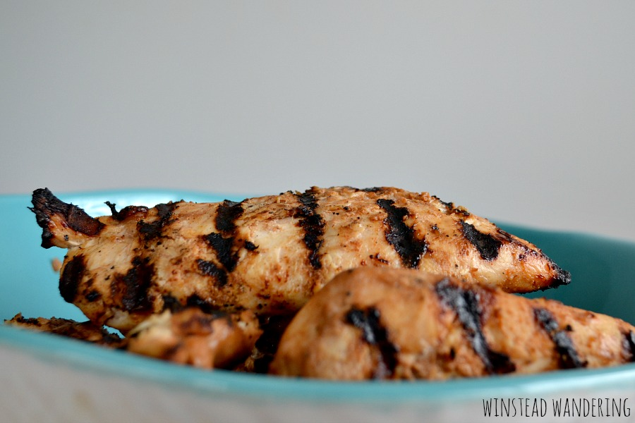 Honey balsamic chicken marinade is a fast and easy way to get tender, flavorful chicken that will taste like it's been marinating for days.