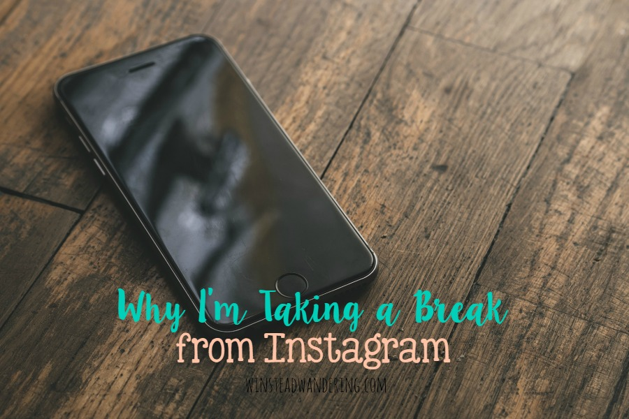 As a blogger and as a personal user, it used to be my favorite social media app. So what led to me taking a break from Instagram?