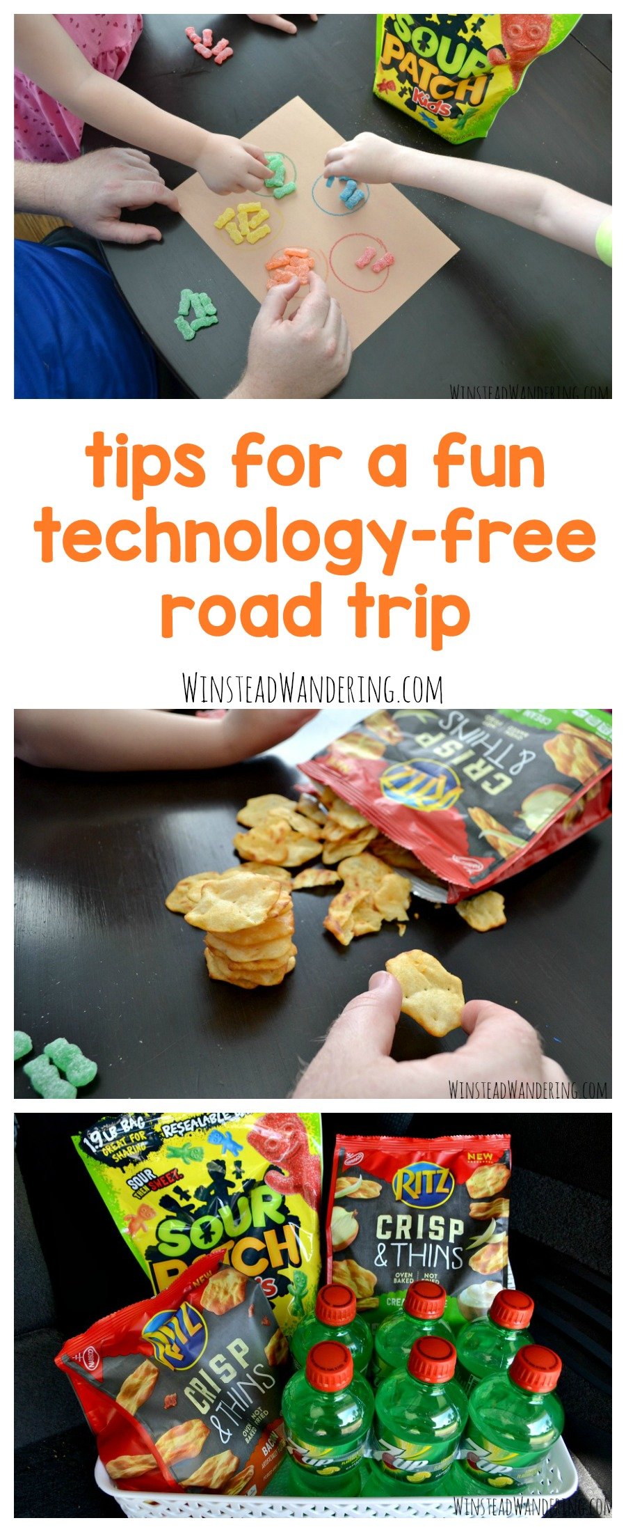 Are you ready to give your kids the same old-fashioned road trip you enjoyed as a child? Check out these easy, creative tips for a fun technology-free road trip!
