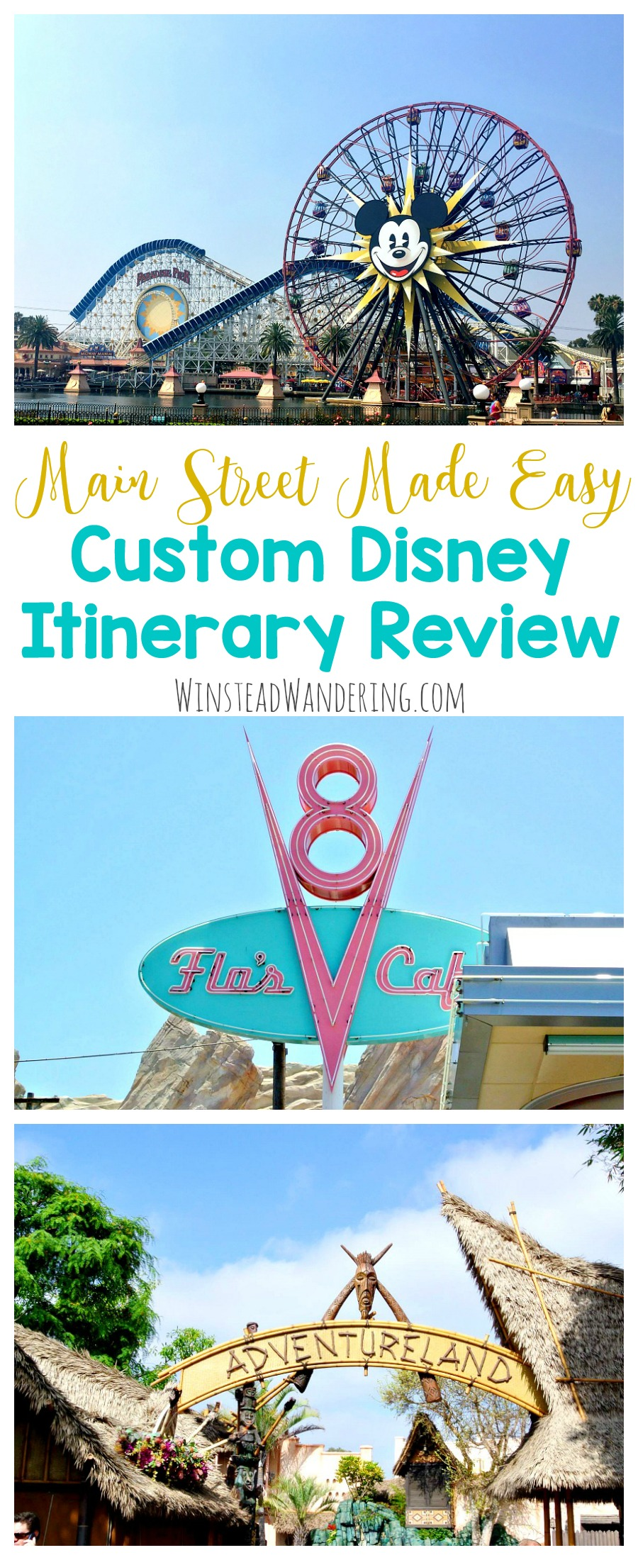Whether you're traveling with adults or kids, a big group or a small one, getting a Main Street Made Easy Custom Disney Itinerary is one of the best decisions you can make.