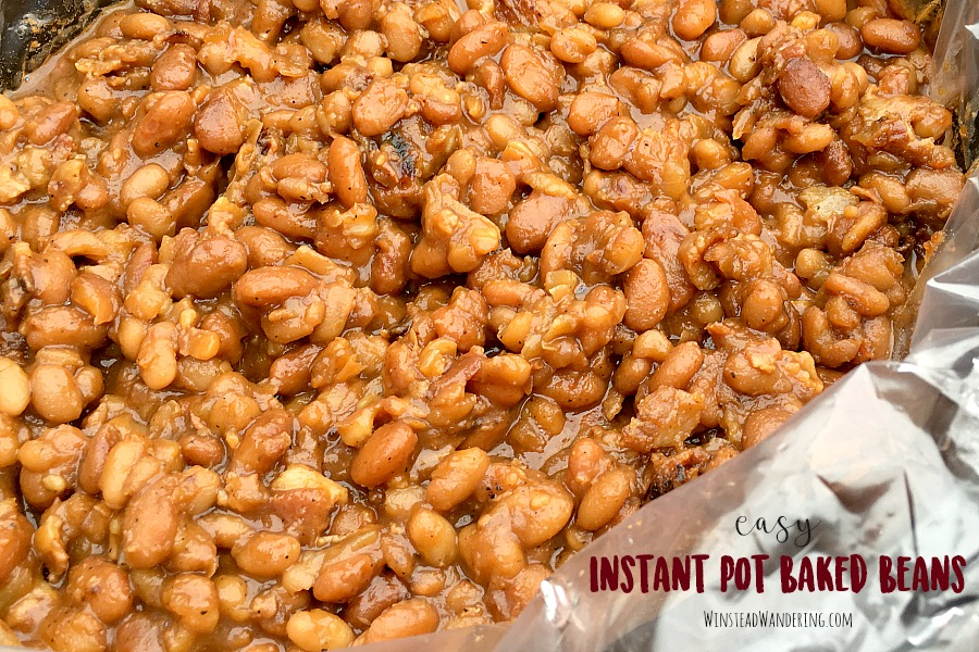 With a perfect balance of sweet, spicy, and smoky, Easy Instant Pot Baked Beans will be your new favorite side dish for every cookout and picnic.