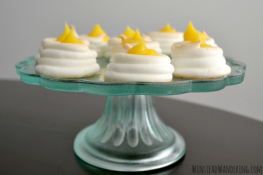 Lemon Meringue Pie Bites are wonderfully light, refreshingly tart, and absolutely satisfying. Don't let the fanciness fool you- these little bites of perfection are surprisingly easy to make.
